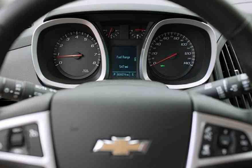 2012 Chevrolet Equinox: New Car Review