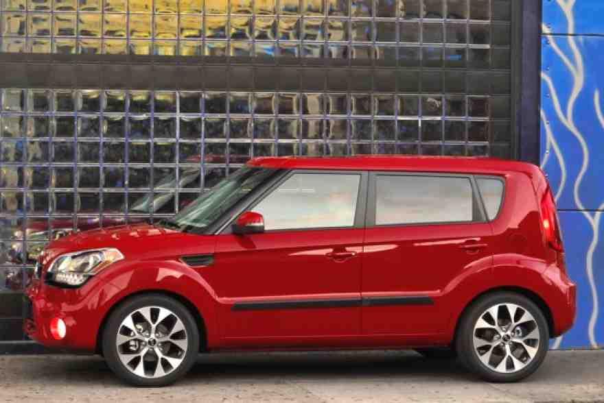 2012 Kia Soul: New Car Review