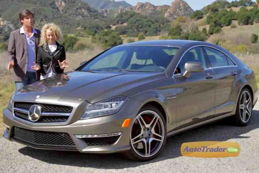2012 Mercedes-Benz CLS63 AMG: New Car Review - Video