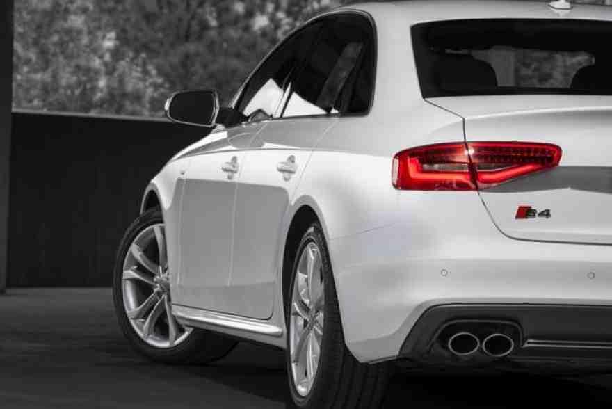 2014 Audi S4: New Car Review