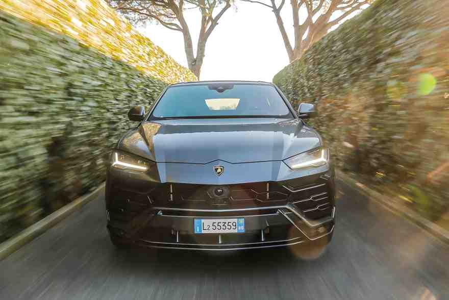 2019 Lamborghini Urus: First Drive Review