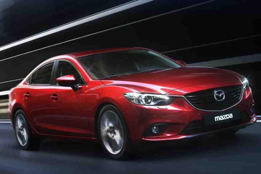 2014 Mazda6: New Car Review