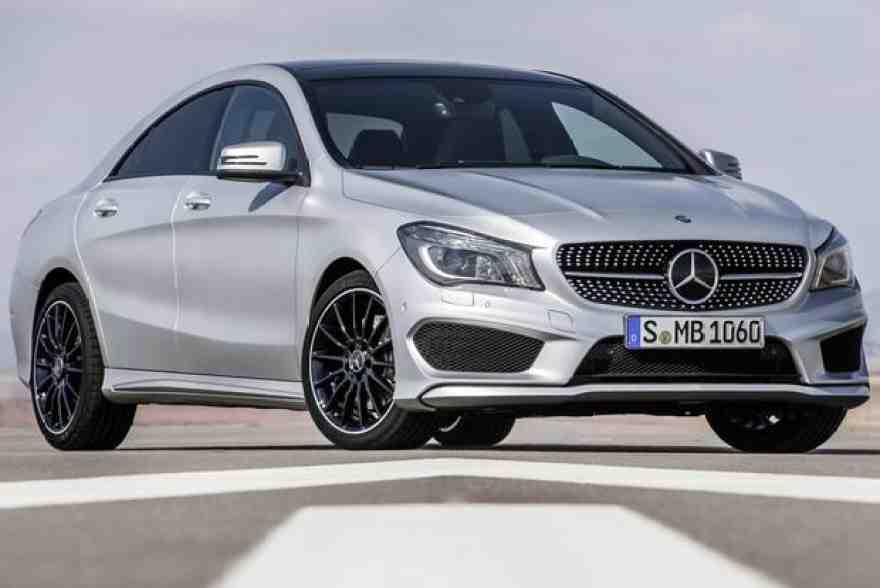 2014 Mercedes-Benz CLA250: First Drive Review