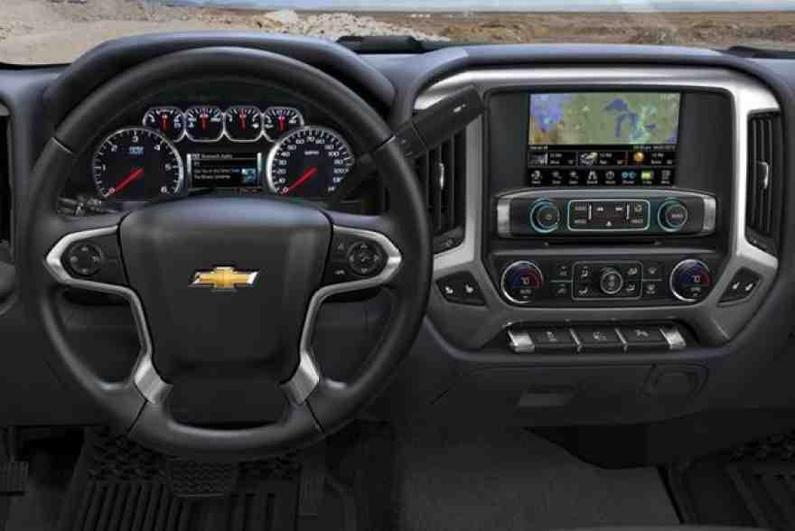 2015 Chevrolet Silverado 1500: New Car Review