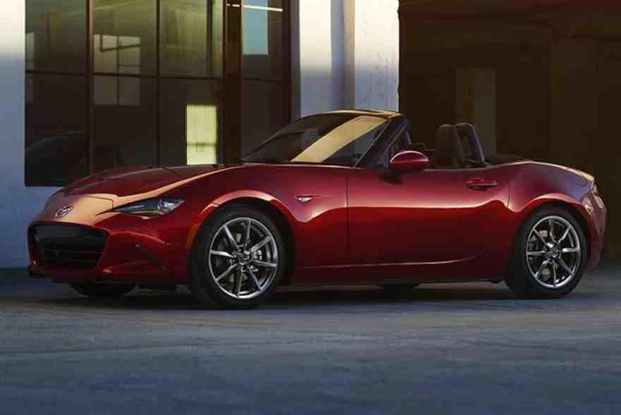 2016 Mazda MX-5 Miata Production Starts; Pricing Announced