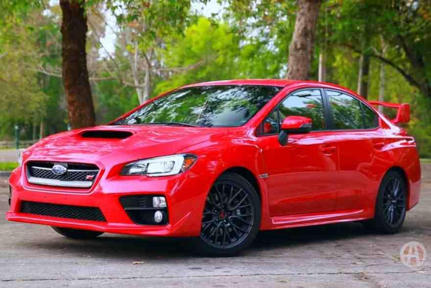 2016 Subaru WRX STI: 5 Reasons to Buy - Video
