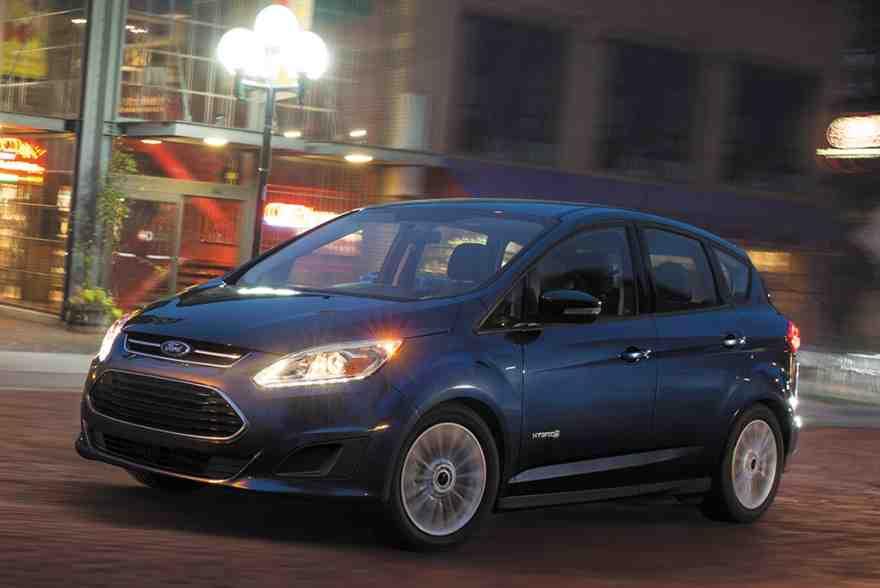 2017 Ford C-MAX Energi: New Car Review