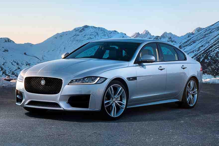 2018 Jaguar XF: New Car Review