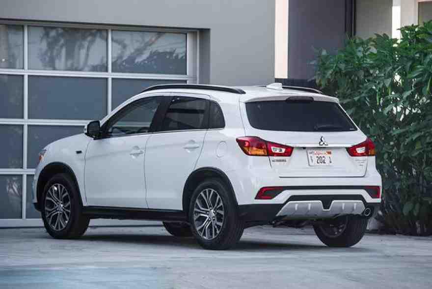 2018 Mitsubishi Outlander Sport: New Car Review