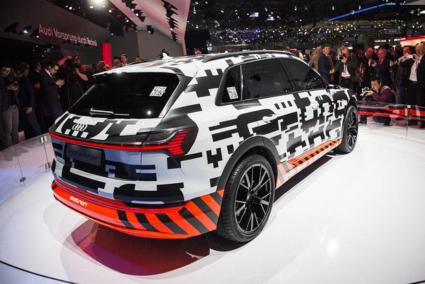 2019 Audi A6, e-tron Prototype Crossover: Geneva Auto Show