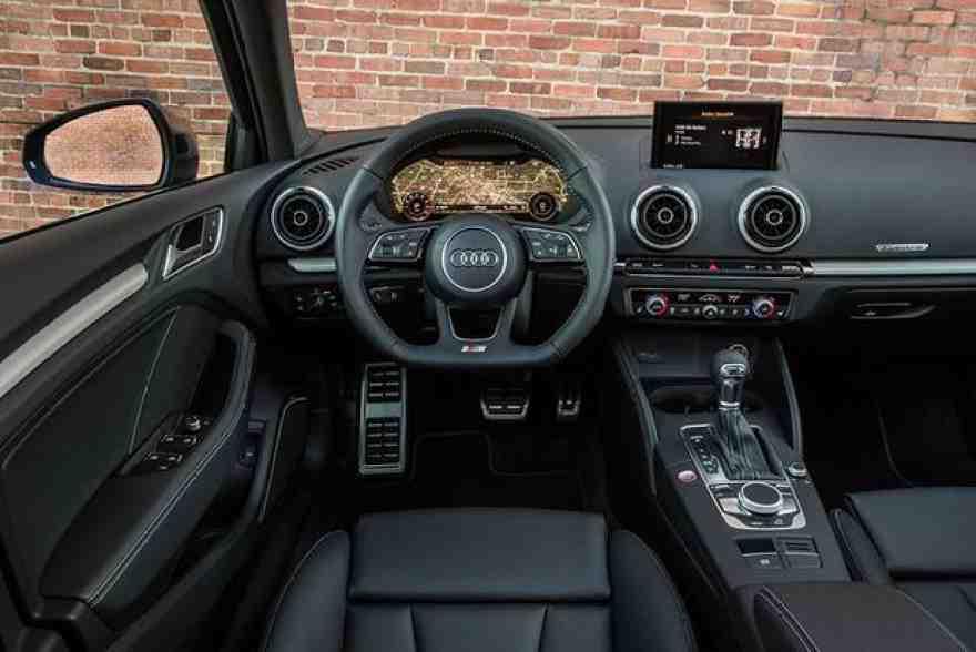 2018 Audi S3: New Car Review