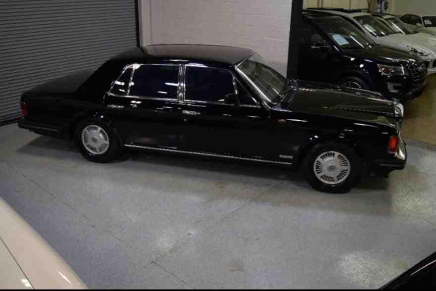 Autotrader Find: OJ Simpson's 1988 Bentley Mulsanne