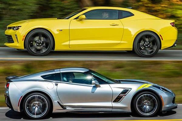 2018 Chevrolet Camaro vs. 2018 Chevrolet Corvette: What's the Difference?