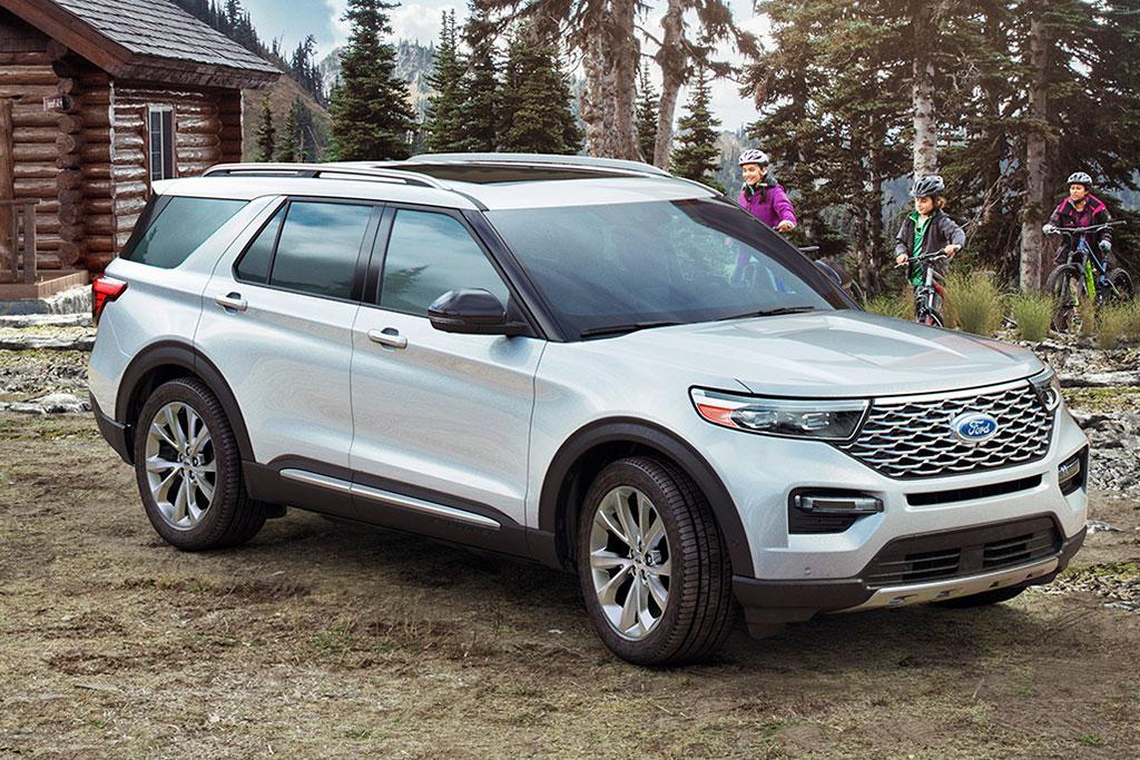 2021 ford explorer review - autotrader